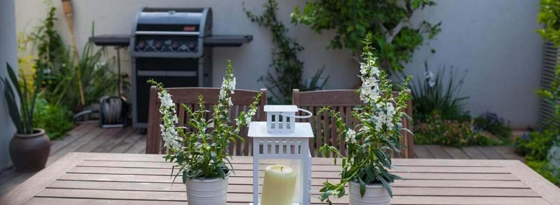 כל מה שרציתם לדעת על מטבח לברבקיו בגינה