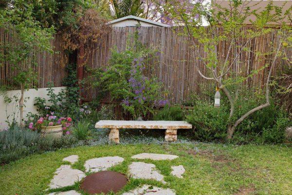 אווירה ואופי בגינה בזול