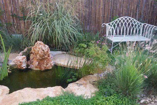 אווירה ואופי בגינה מבצעים