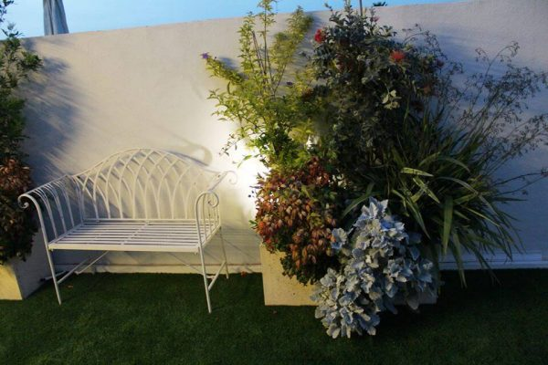 אווירה ואופי בגינה