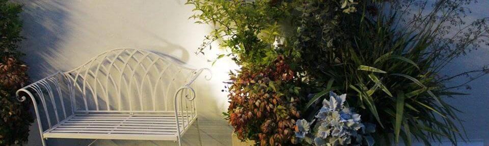 איך יוצרים אווירה ואופי בגינה